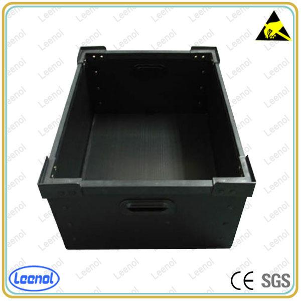Material Pl 225 Stico Esd Corrugado Caja Contenedor Buy