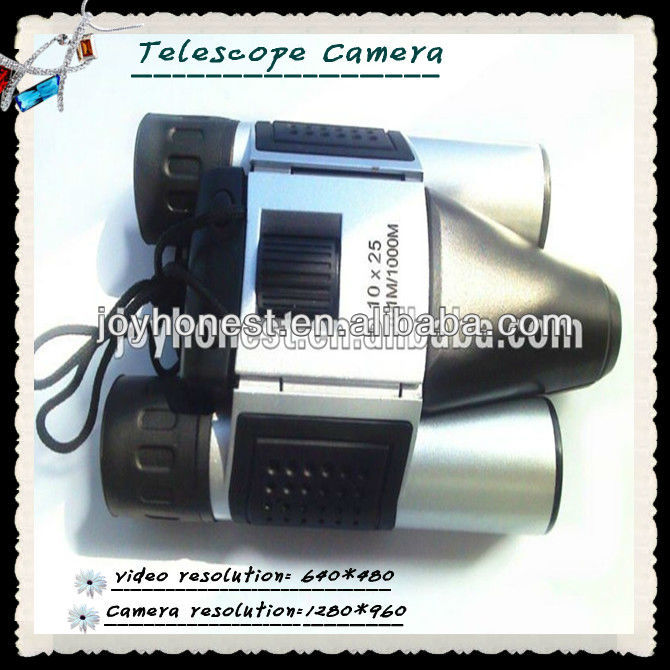 telescopic camera