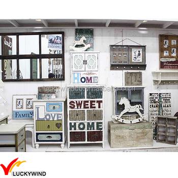 Fsc De Madera De Abeto Blanco Vintage Muebles Shabby Chic - Buy ...