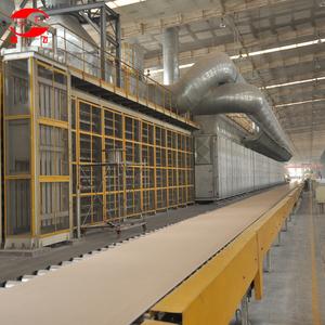 Gypsum board manufacturing process/gypsum board machine manufactures in  India