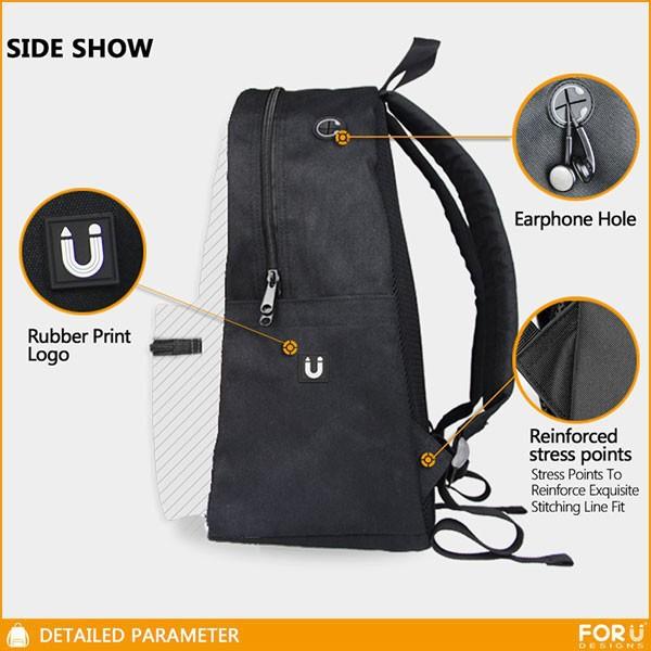 c3ef348a153f New brand 3D animal cat print shoulder school bag for teenager girls trendy  women bookbag children bagpack mochila escolar