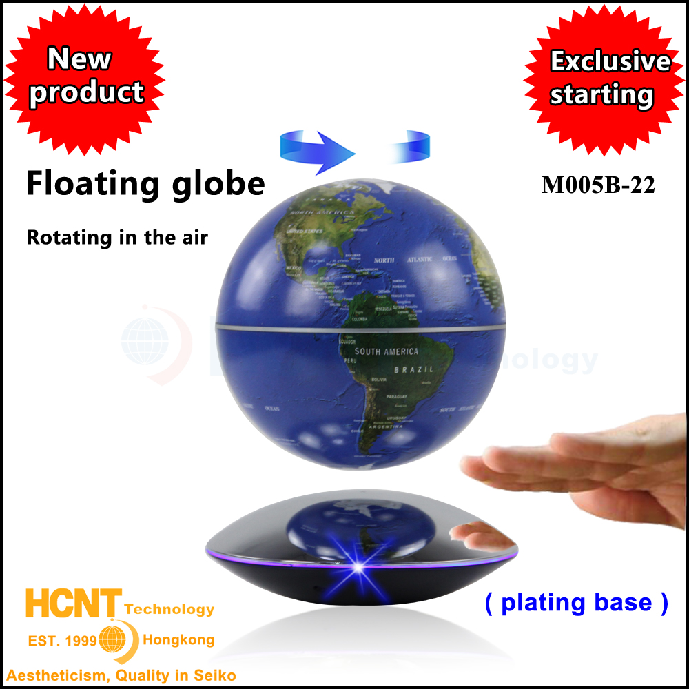 Innovative floating globe hot new products for 2017 business gift ideas