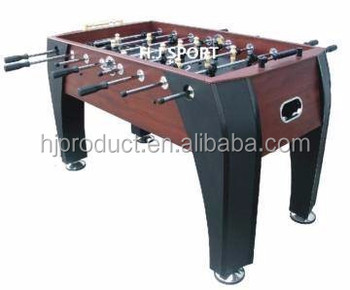 High Quality Top 10 MDF Mini Cheap Price Football Hand Pool Soccer Game  Table For Sale