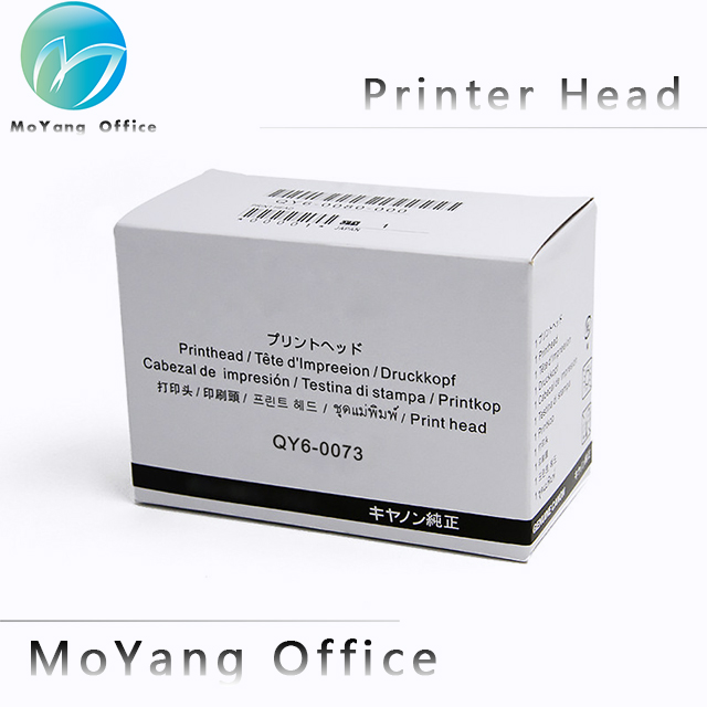 MoYang Brand New tête d'impression compatible pour canon QY6 0073 tête d'impression utilisée pour Canon utilisé pour IP3680 IP3600 MP620 MP540 Printer