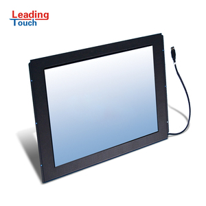 Single touch IP65 Water Proof Infrared touchscreen 7 inch screen