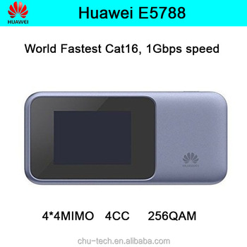 Huawei E5788 4G/5G Touchscreen Mobile WiFi & Powerbank router, View Huawei  E5788, Product Details from Shenzhen Chu-Tech Co , Ltd  on Alibaba com