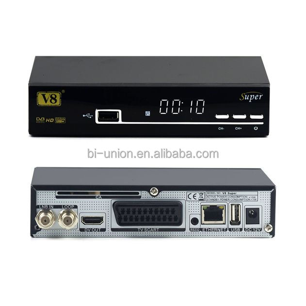 Chinese supplier Factory sell digital satellite receiver