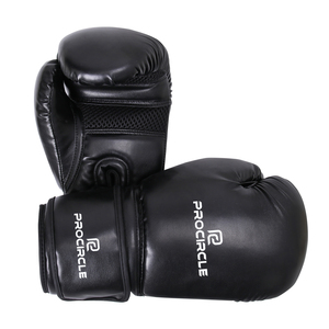 Fitness Leather MMA Boxing Gloves Custom Logo Boxing Gloves