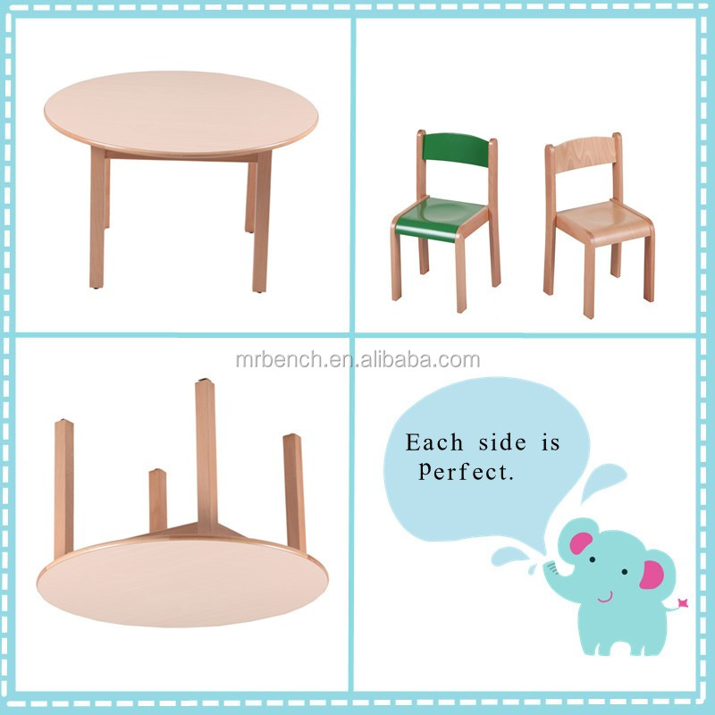 table en bois chaise ensembles enfants meubles type pour garderie meubles ensemble de meubles. Black Bedroom Furniture Sets. Home Design Ideas