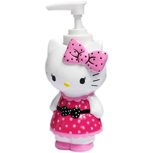 Get Quotations · Hello Kitty Dots Ju0027Adore Lotion Pump