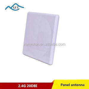 High Performance long range outdoor point to point wifi receiver antenna