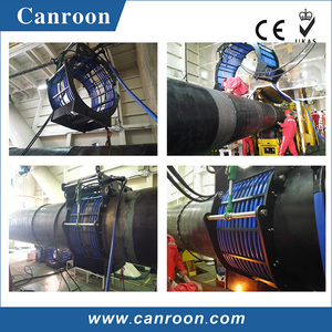 newly innovative induction heating machine for field joint coating