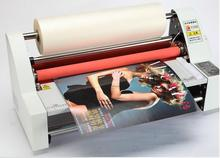 Freeship by DHL13″ V350 Laminator Four Rollers Hot Roll Laminating Machine electronic temperature control single,heating mode