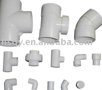 Upvc Slovent Joint Pipe Sanitary Fittings - Buy Sanitary Fittings ...