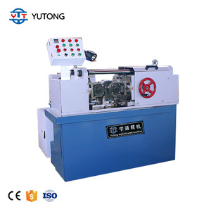 Thread rolling machine screw/used pipe threading machine for sale