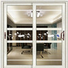alibaba china supplier interior automatic sliding doors low price