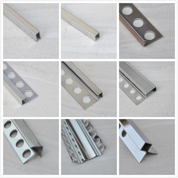 Professional Manufacturer Low Moq Wall Tile Decorative Trim Metal Wall Strips Buy Profil Metall Wand Streifen Wandfliese Product On Alibaba Com