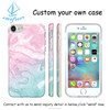 Custom design mobile phone case tpu back cover for iPhone 6/6plus, mobile phone cover for iPhone 7, marble phone case for iPhone