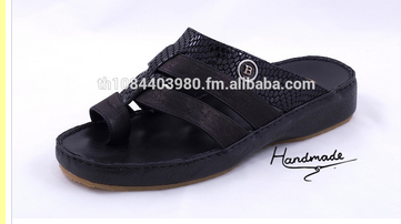 d652da6a8ef Arabic Sandal Slipper Shoe 6765 - Buy Genuine Leather Shoes ...