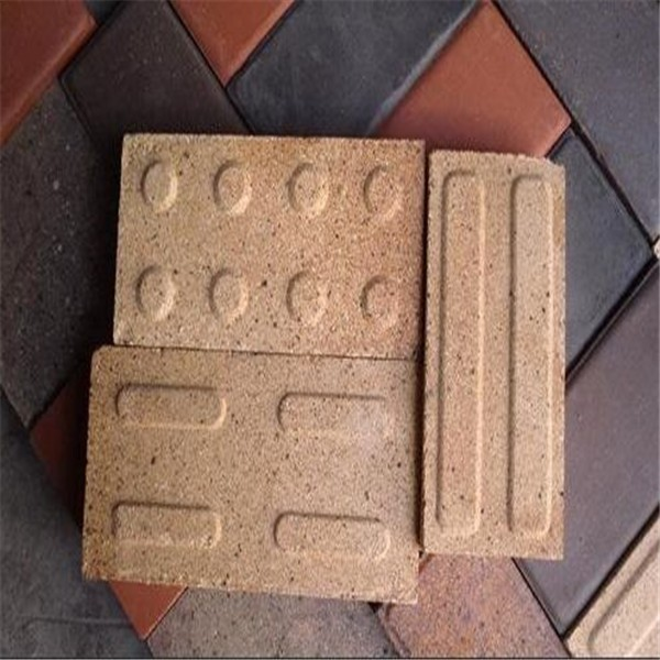 19# Clay Aluminum Good Acid Resistance Blind Road Bricks