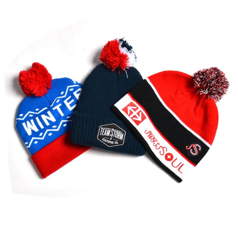 d17a2d55602f9 OEM ODM Design Sports Cheap Knit Beanie Hat China Wholesale