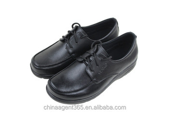 Italian Men Shoes Anti Slip Kitchen Safety Shoes For Restaurant Work