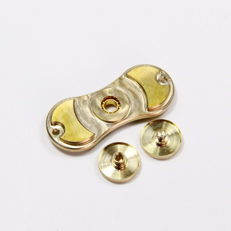EDC Hand Spinner Fidget Spinner Finger Bar Desk toy Pocket Anti Stress Aluminum Alloy HandSpinner