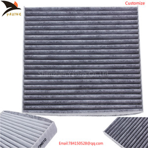 TOYOTA air conditioner filter 87139-0N010 87139-06050 CF10285 87139-30040,car AC filter