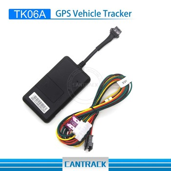 Tracking Device For Car >> High Integration Tk06 Car Gps Tracking Device Vehicle Car Gps Tracker View Car Gps Tracker Cantrack Product Details From Shenzhen Cantrack