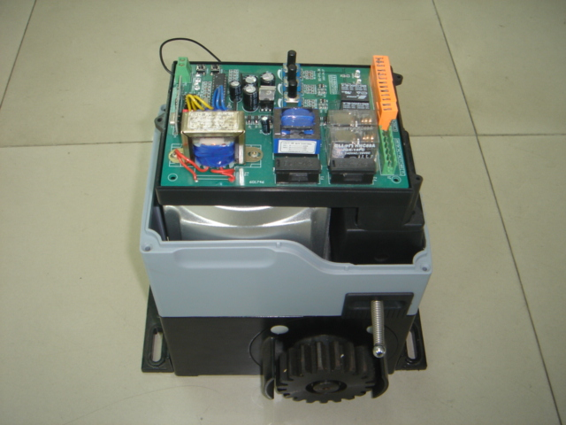Открывалка для раздвижных ворот, двигатель для раздвижных ворот со стальной стойкой, заводской мотор для наружных дверей