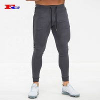 Bulk Buy Clothing Tapered Sweatpants Custom Elastic Jogger Pants For Men
