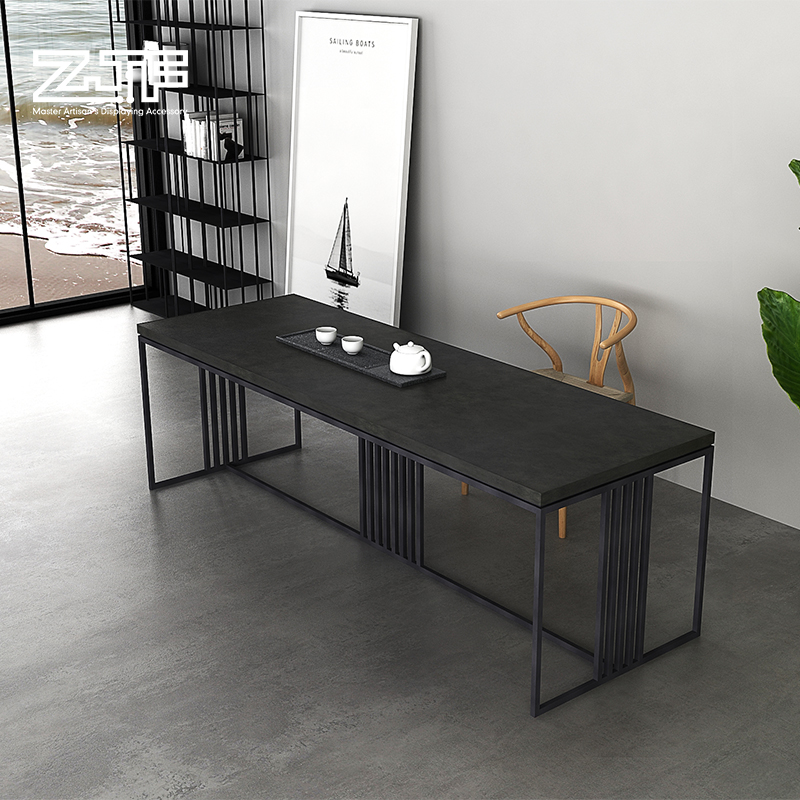China office rectangle wood modern meeting table design conference table