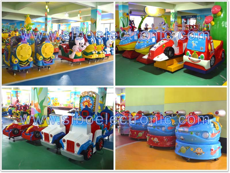 GM5824 new wholesale coin operated rides of amusement park