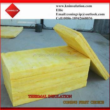 Thermal Insulation Ceiling Panels Rigid Fibergl Panel