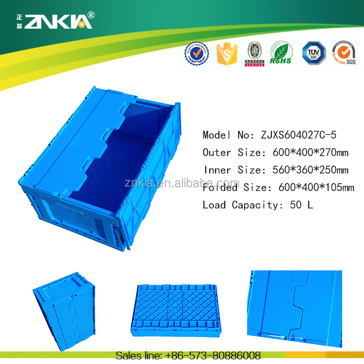 New PP plastic foldable box for tool storage