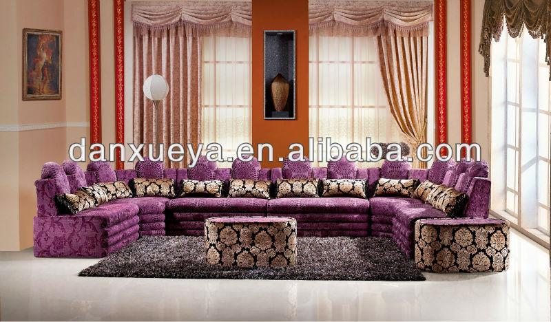 Arabic sofa set baci living room for Arabic style living room furniture