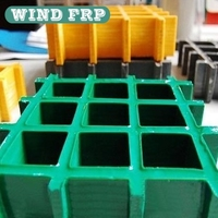 High quality good price plastic grating