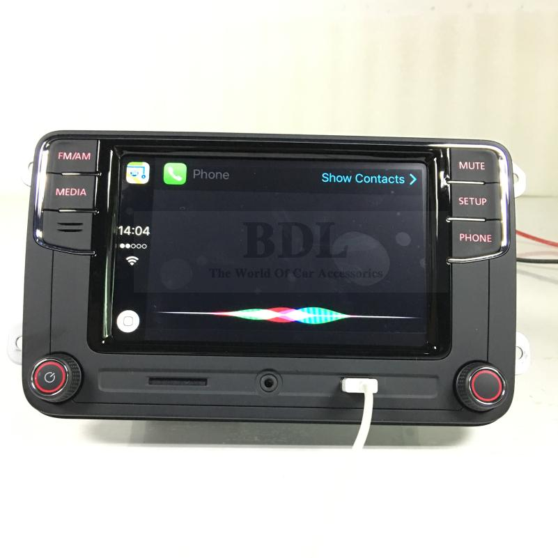 6 5 car stereo rcd330 rcd510 bluetooth carplay vw tiguan. Black Bedroom Furniture Sets. Home Design Ideas