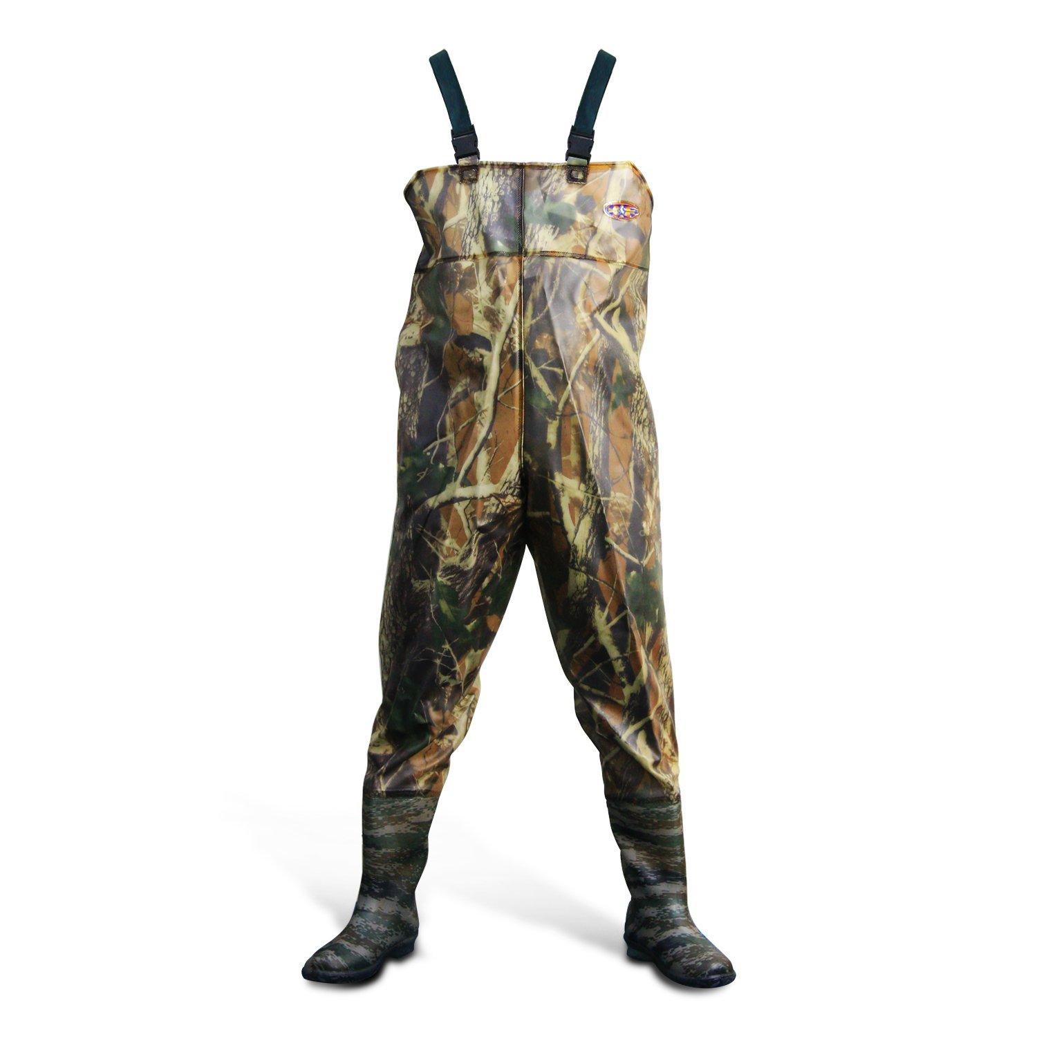 b5aed561544 Get Quotations · Fly fishing waders with wading boots