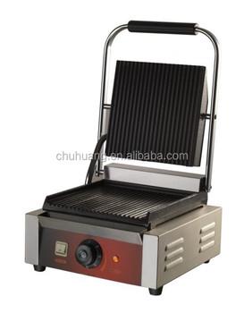 countertop 220v electric panini sandwich teppanyaki grill grill