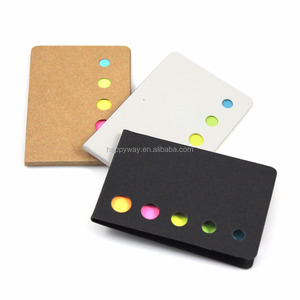 Custom Logo Printed Mini Sticky Notes, MOQ 1000 PCS 0703066 One Year Quality Warranty