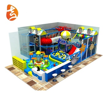 Plastic small children commercial indoor playground park toys equipment for sale