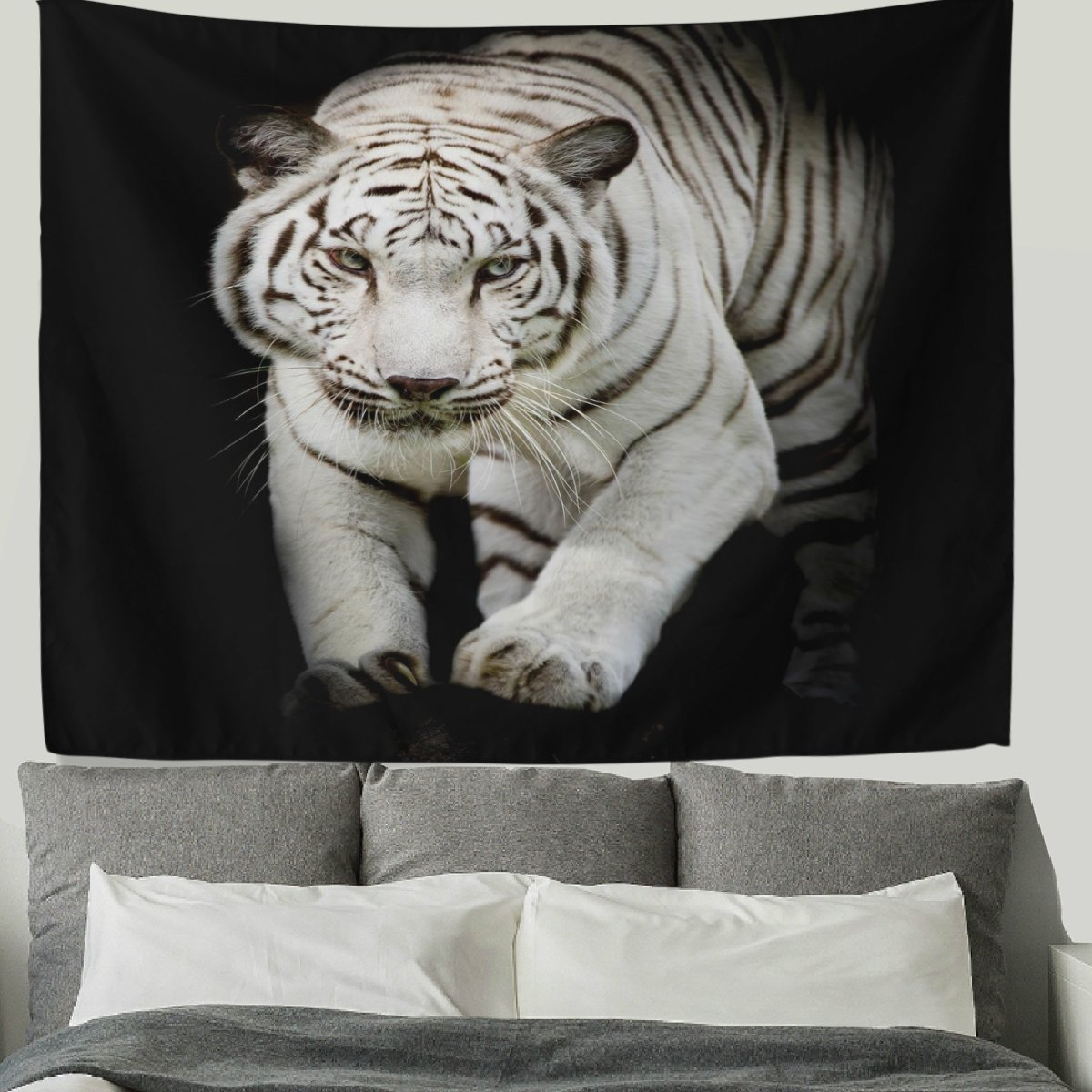 Cheap White Tiger Wall, find White Tiger Wall deals on line at ...