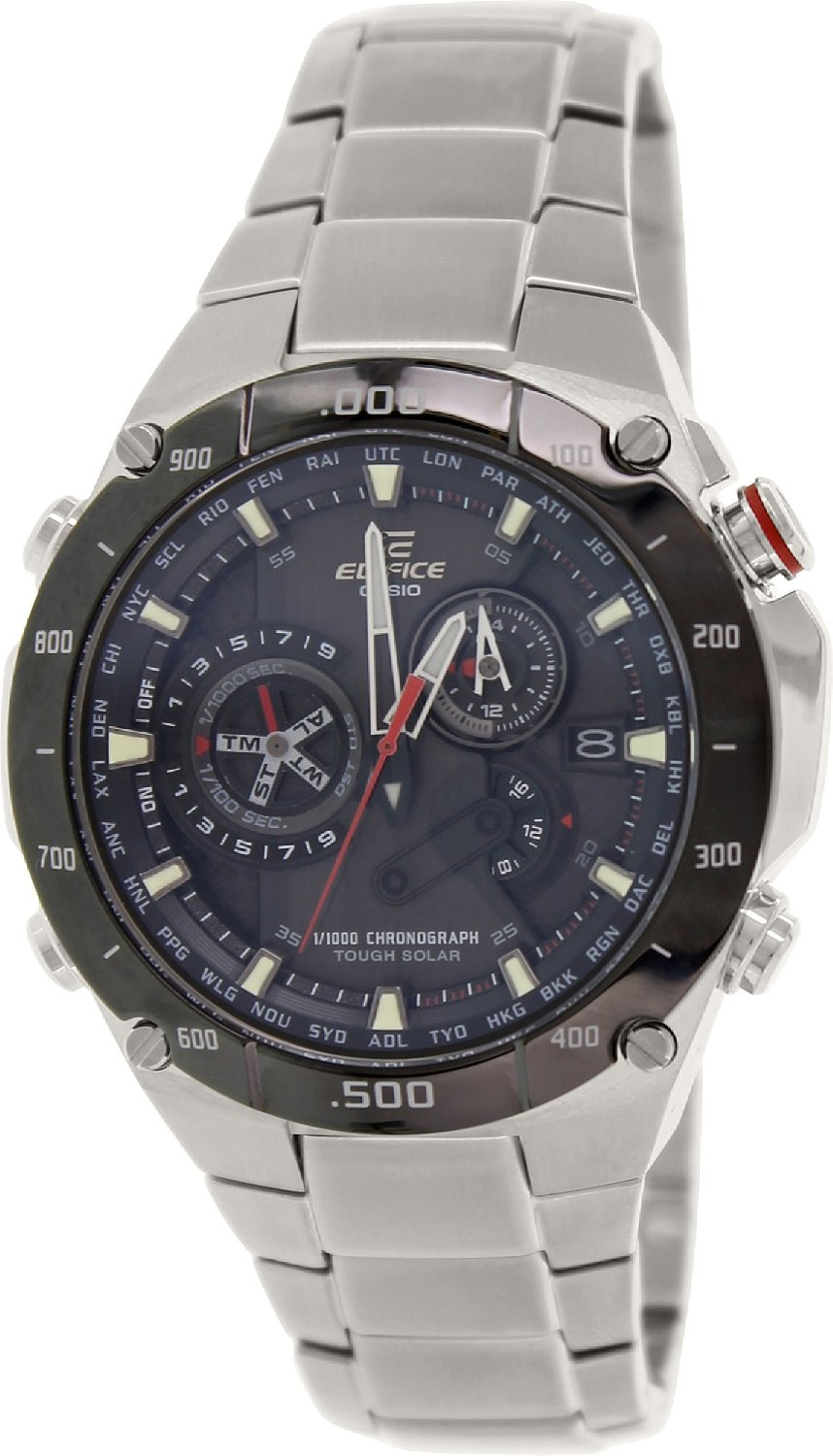 Casio Edifice EQS-1100DB-1AVDR Limited Edition Sports Tough Solar Men Watch