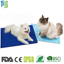 Pet hond kat cooling gel mat/waterdicht cool pet deken pad/bed mat