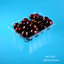 Wholesale Plastic Fruits and Vegetables Packing Tray