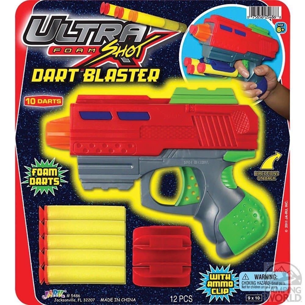 JA-RU Ultra Foam Shot Dart Blaster