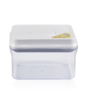 Best Price Kitchen Use Food Grade BPA Free Plastic Container / Airtight Preservation Food Keeper Box