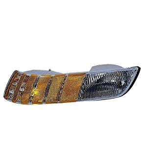 1992-1993-1994 Mercury Grand Marquis Corner Park Light Turn Signal Marker Lamp Left Driver Side (92 93 94)