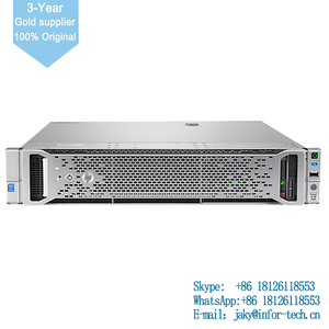 E5-2620v4 1P 16GB-R P440ar 12LFF 2x800W PS For HP SERVER 826683-B21 ProLiant DL380 Gen9